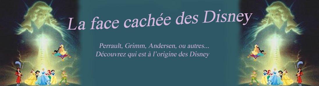 <center>La face cachée des Disney</center>