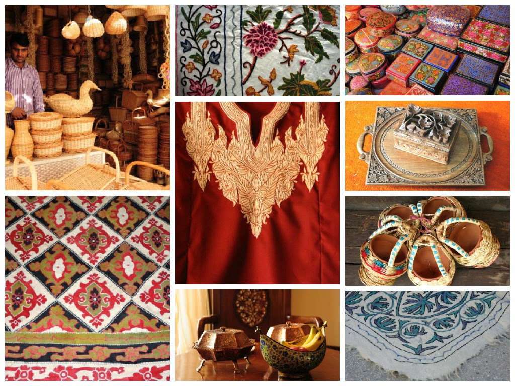 On The Move Handicraft Kashmir