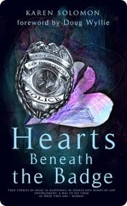 Hearts Beneath the Badge / Tour Giveaway