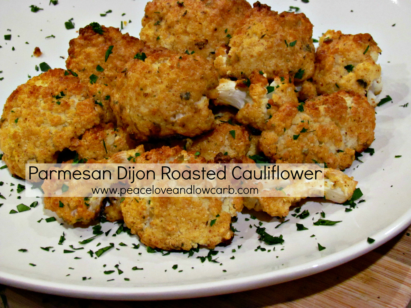 Roasted Cauliflower Recipe — Dishmaps
