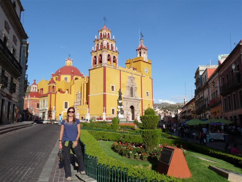 Guanajuato, Mexico, vuelta al mundo, round the world, La Aventura de Pablo y Elena