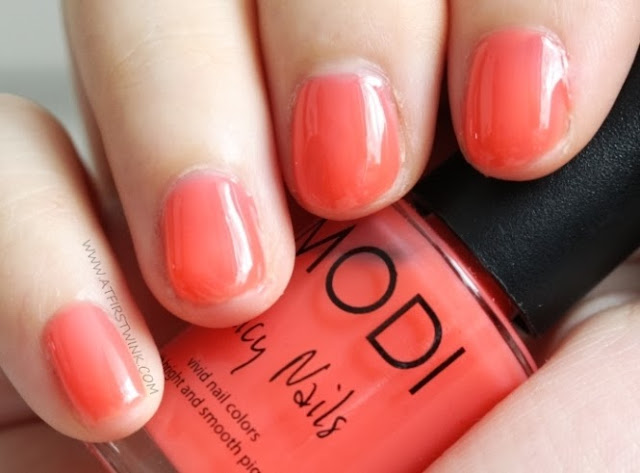 Modi Juicy Nails nail polish no. 19