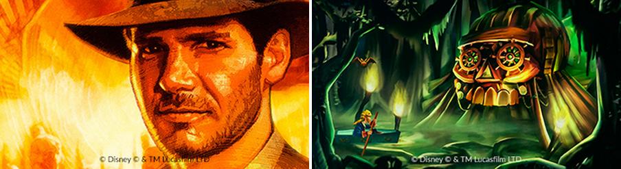 Six nouveaux classiques Lucasfilm arrivent sur GOG.com !