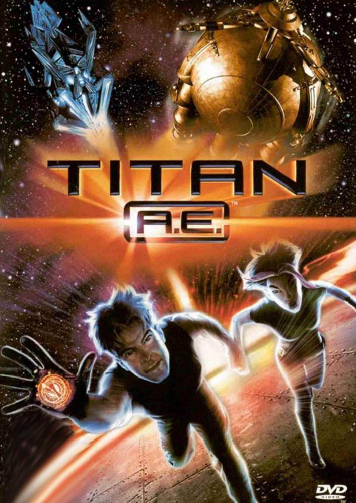 Filme Titan   Dublado