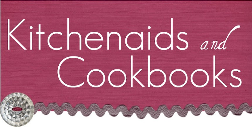 Kitchenaid and Cookbooks