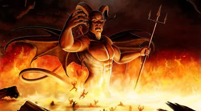 Khutbah Iblis yang Membuat Semua Orang Menangis