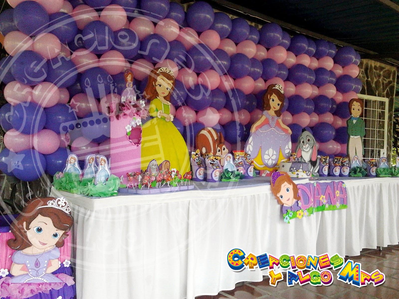 Imprimibles gratis de Princesa Sofía.   Ideas y material