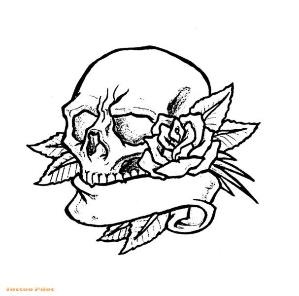 Aggiecon 20 Top Skull Tattoo Designs