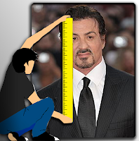 Sylvester Stallone Height - How Tall