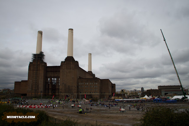 Survival of the Fittest at Battersea Power Station