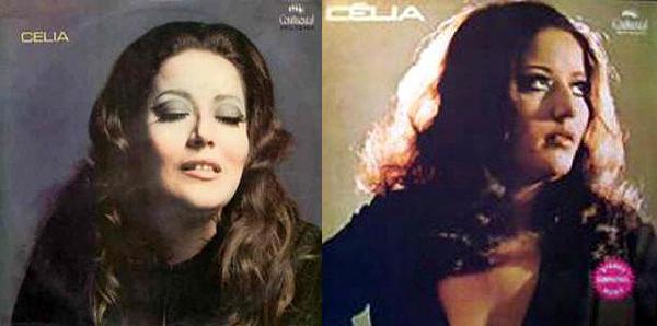 Celia Adeus Batucada Blues