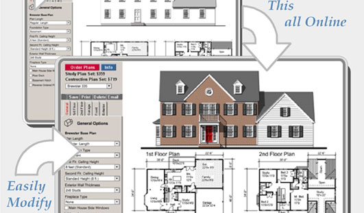 How to design your own house plan ayanahouse Design your own house floor plans