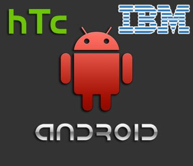 HTC and IBM