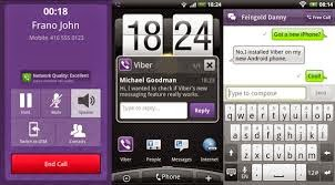 Viber cho android