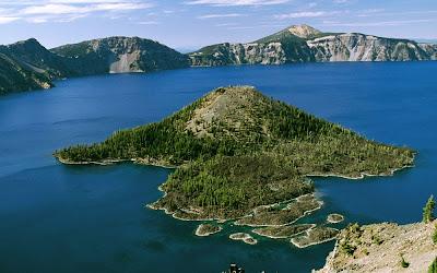 Crater Lake – Oregon