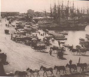 Puerto de Alicante 1900