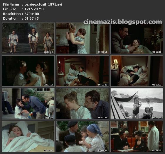 Le vieux fusil (1975) Robert Enrico