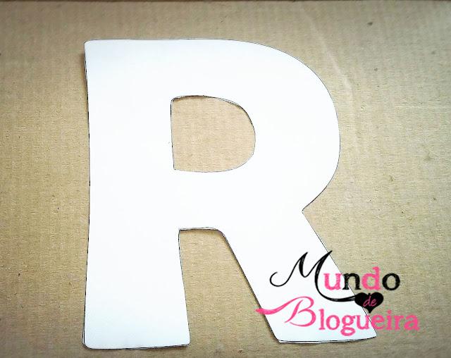 Como fazer letras em 3D para decoração de festas de aniversário, chás de bebês ou ambientes