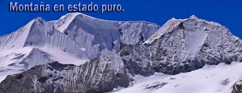Montañismo en estado puro.