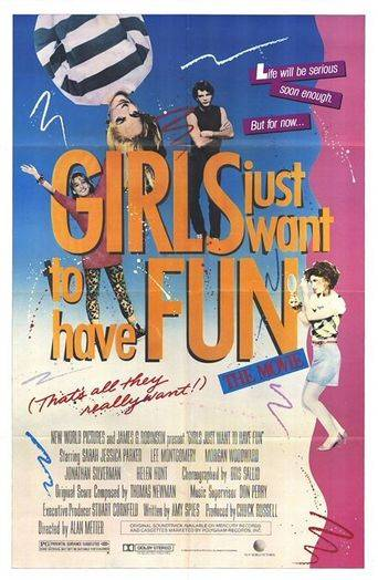 Girls Just Want to Have Fun (1985) ταινιες online seires xrysoi greek subs