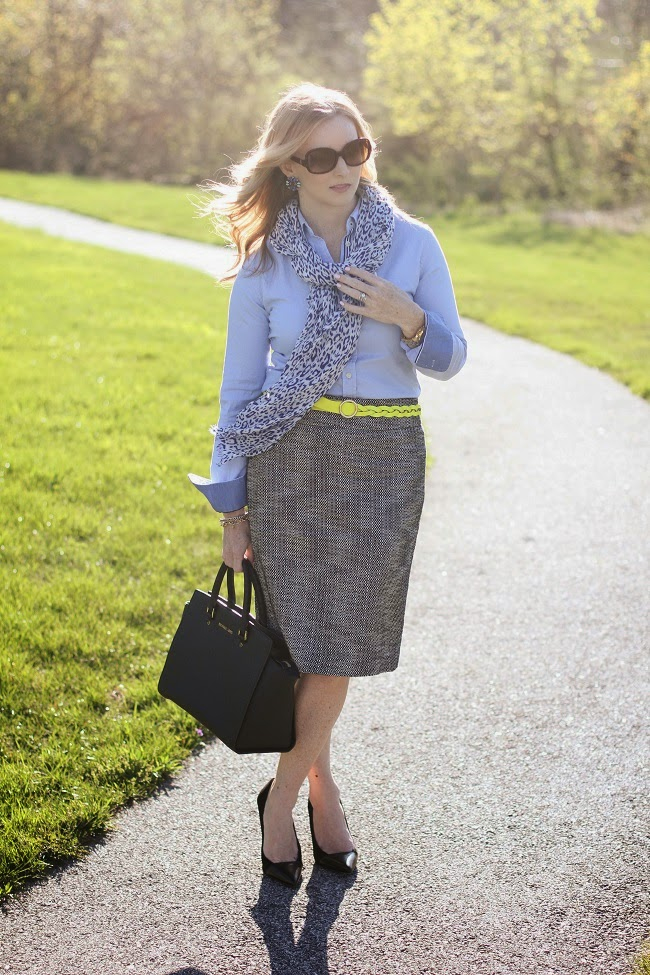tweed-pencil-skirt
