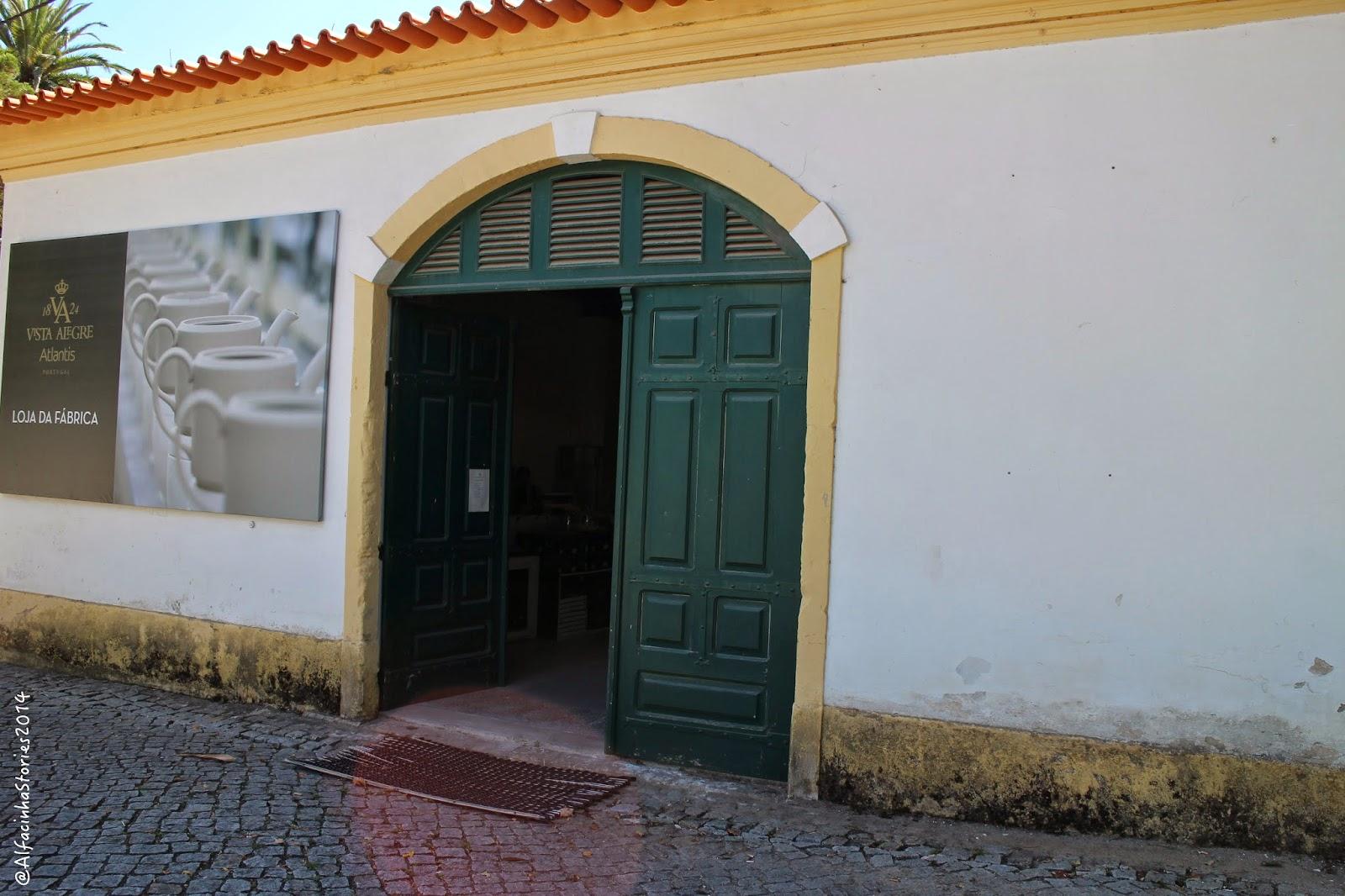 Ílhavo e a Fábrica da Vista Alegre