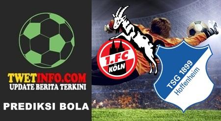 Prediksi Koln vs Hoffenheim