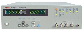 hieu chuan Tonghui TH2810B LCR Meter