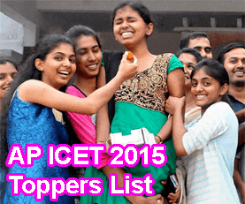AP ICET 2015 Results Today, AP ICET Toppers District wise, Check ICET Ranks at Eenadu, Sakshi, TV9, NTv, AP ICET 2015 Toppers in MCA, AP ICET 2015 Toppers with Photos, AP ICET Toppers Name wise Photos, AP ICET 2015 Toppers District wise, District wise AP ICET 2015 Topper in Chittor District