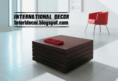 caffee table designs Modern Coffee Table Designs for Decor Accessories