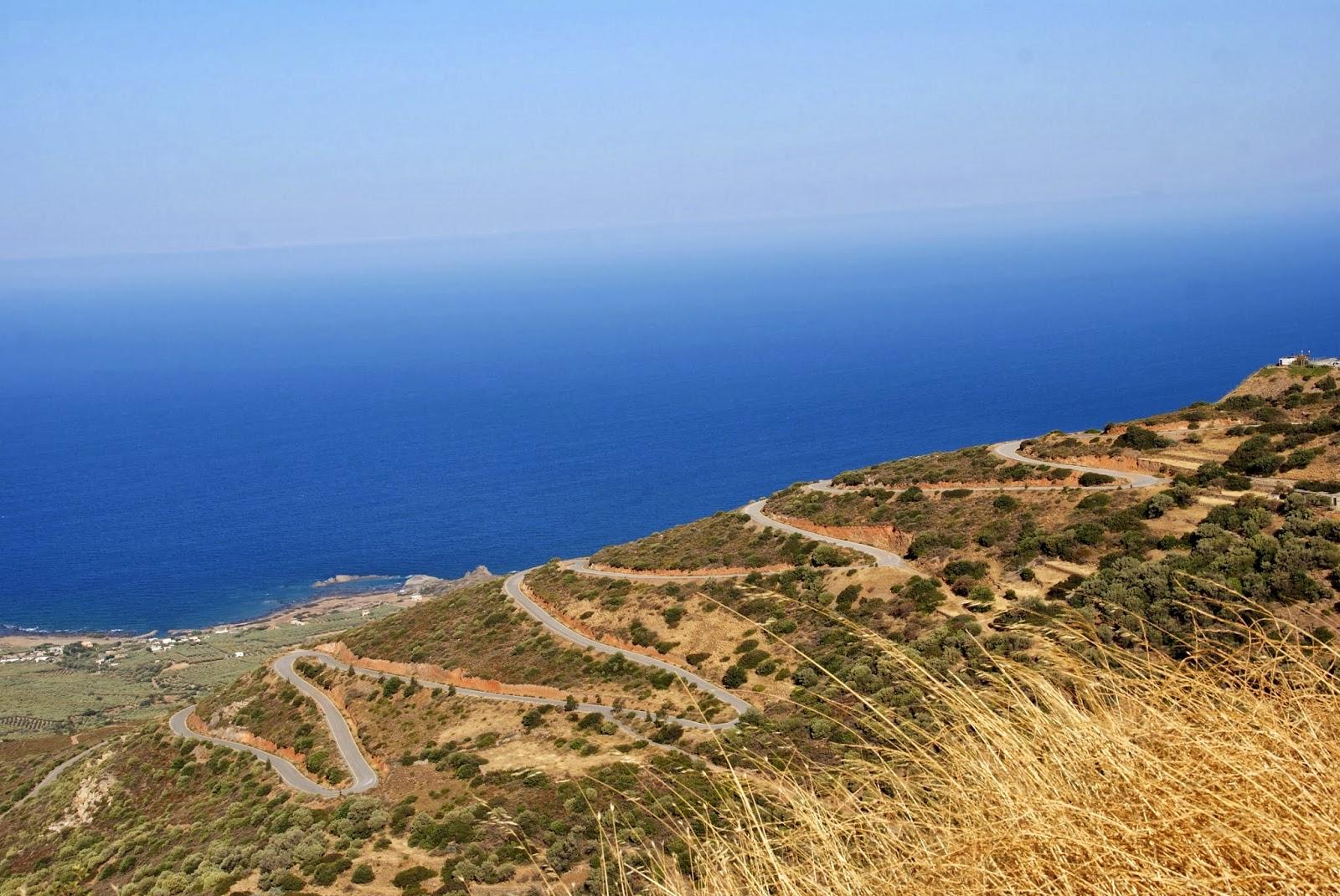 Kreta Drogi
