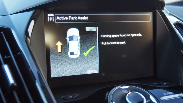 Check Out The New Enhanced Parking Assist Feature