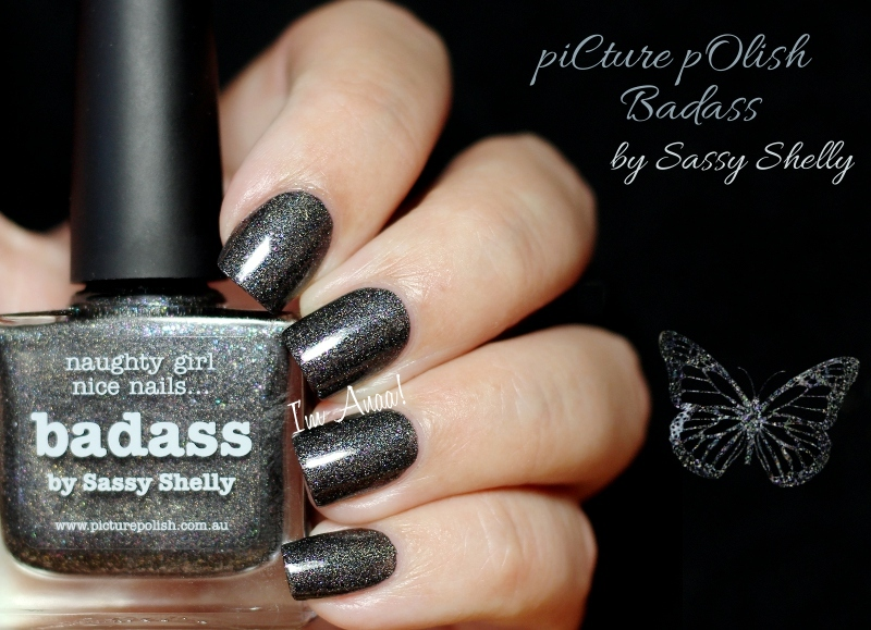 Picture polish badass by sassy shelly prinsesfo Images