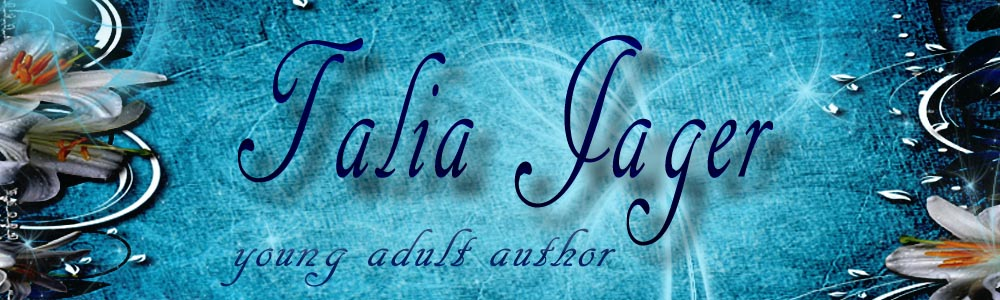Talia Jager, Young Adult Author