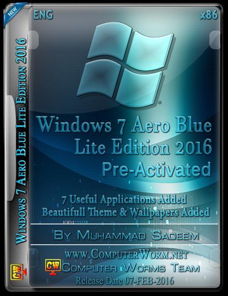 ������ Windows Edition ������