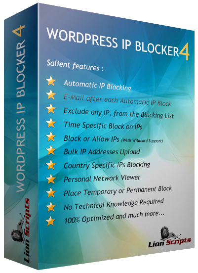 WordPress IP Blocker Pro