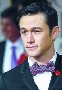 Joseph Gordon leavitt bow tie