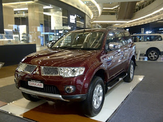 pajero sport dakar 2013