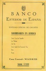 Africanos blancos i for Sucursales banco espana