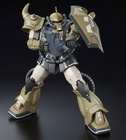 High Grade Gundam The Origin MSD Series YMS-07A-0 Prototype Gouf