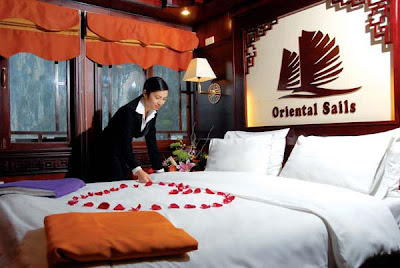 Cabin Service - Oriental Sails