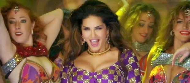 Sunny Leone Kuch Kuch Locha Hai Movie hot stills
