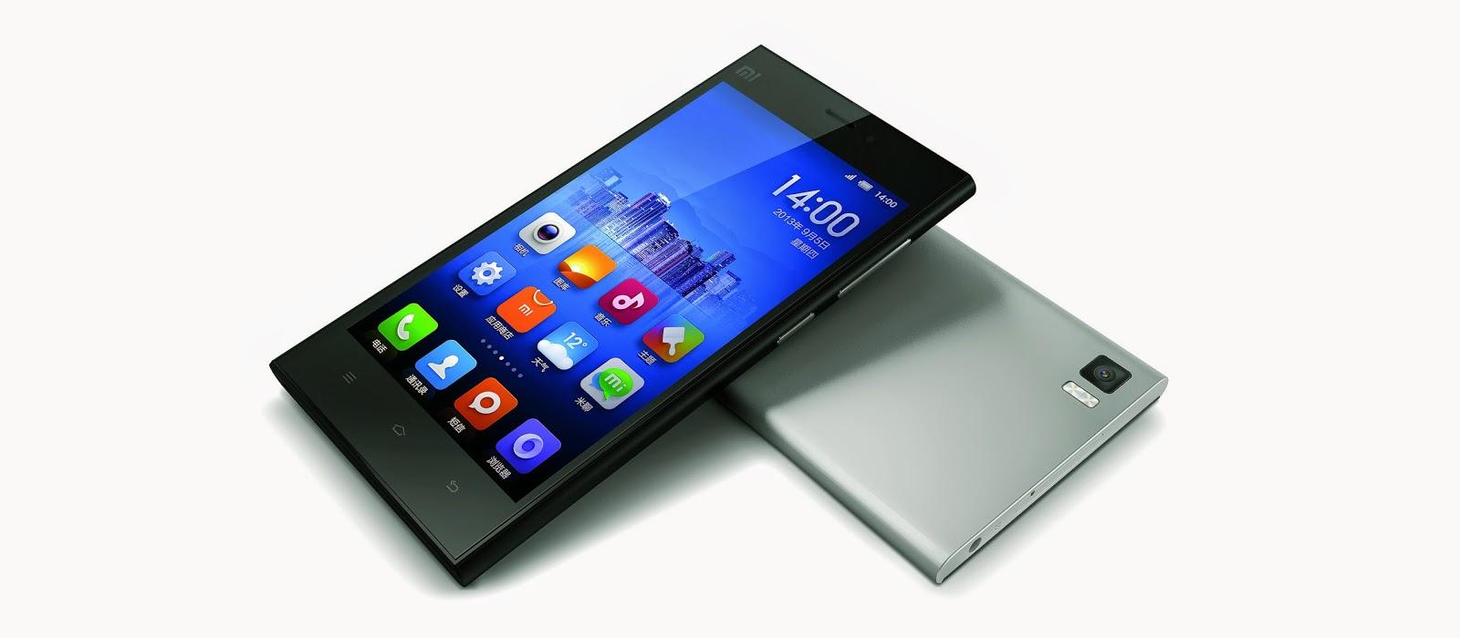 Xiaomi mi 3 фото