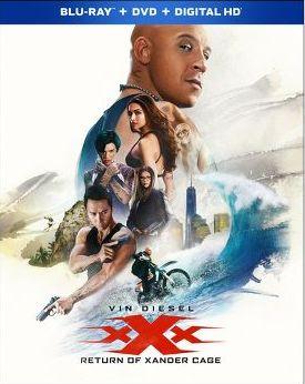 xXx Return of Xander Cage 2017 English 720p BRRip 999MB ESubs