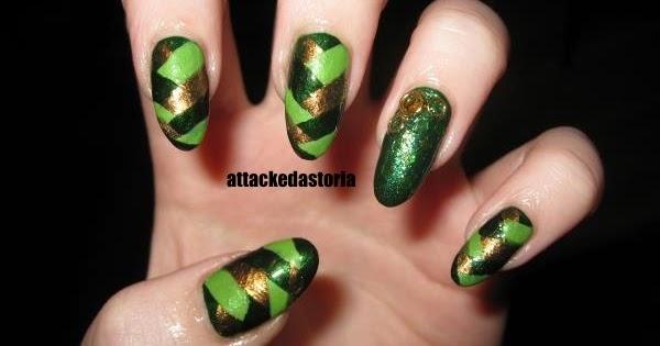 Loki Nail Designs