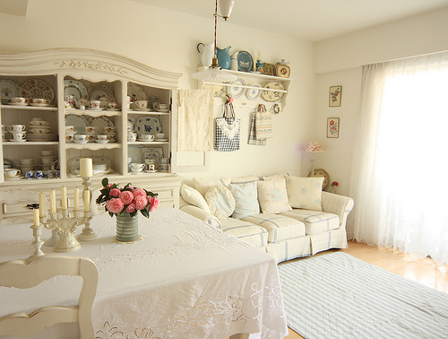I Heart Shabby Chic: Shabby Chic Rooms I Love 2012