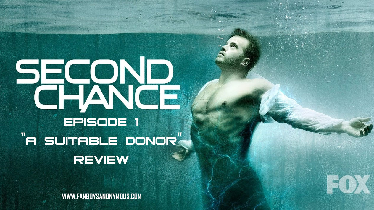 Frankenstein Code FOX Lookinglass Review Second Chance pilot