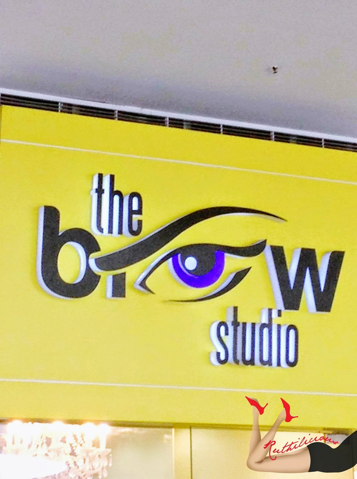 Ruthdelacruz Travel And Lifestyle Blog The Brow Studio