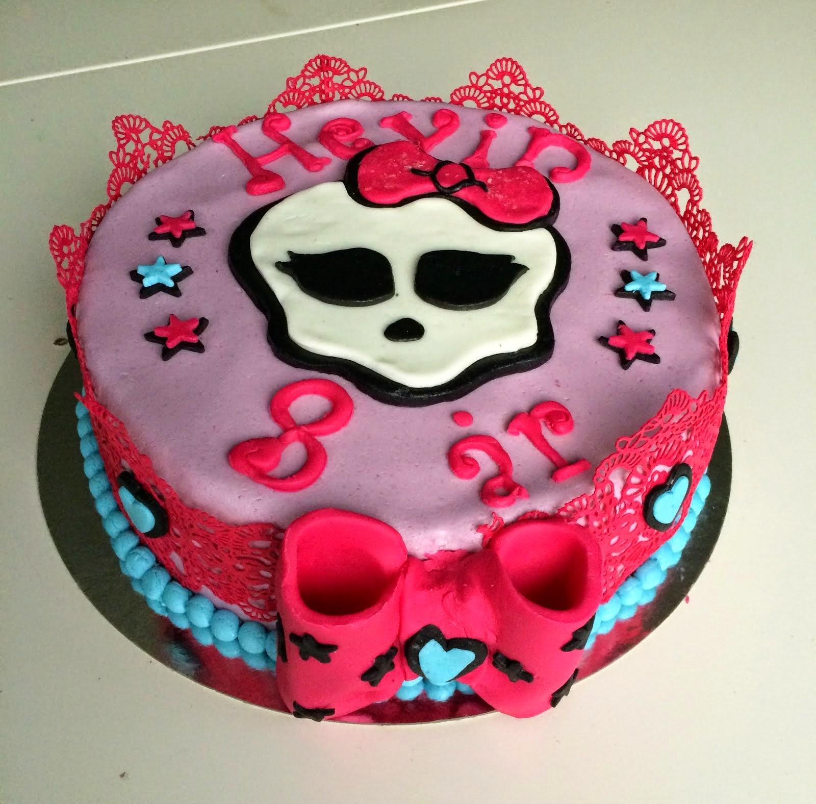 Monster hightårta