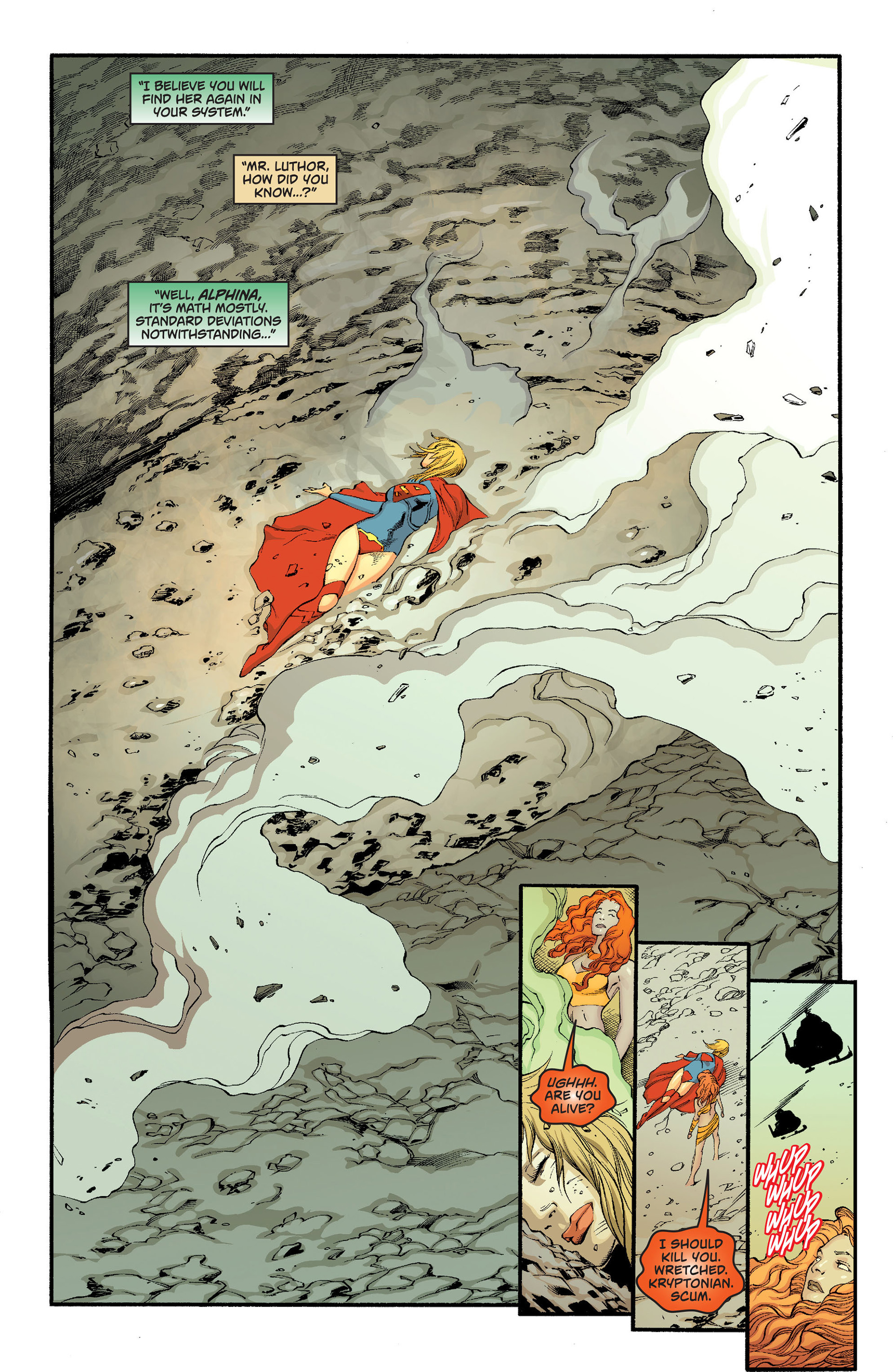 Supergirl (2011) Issue #18 #20 - English 15